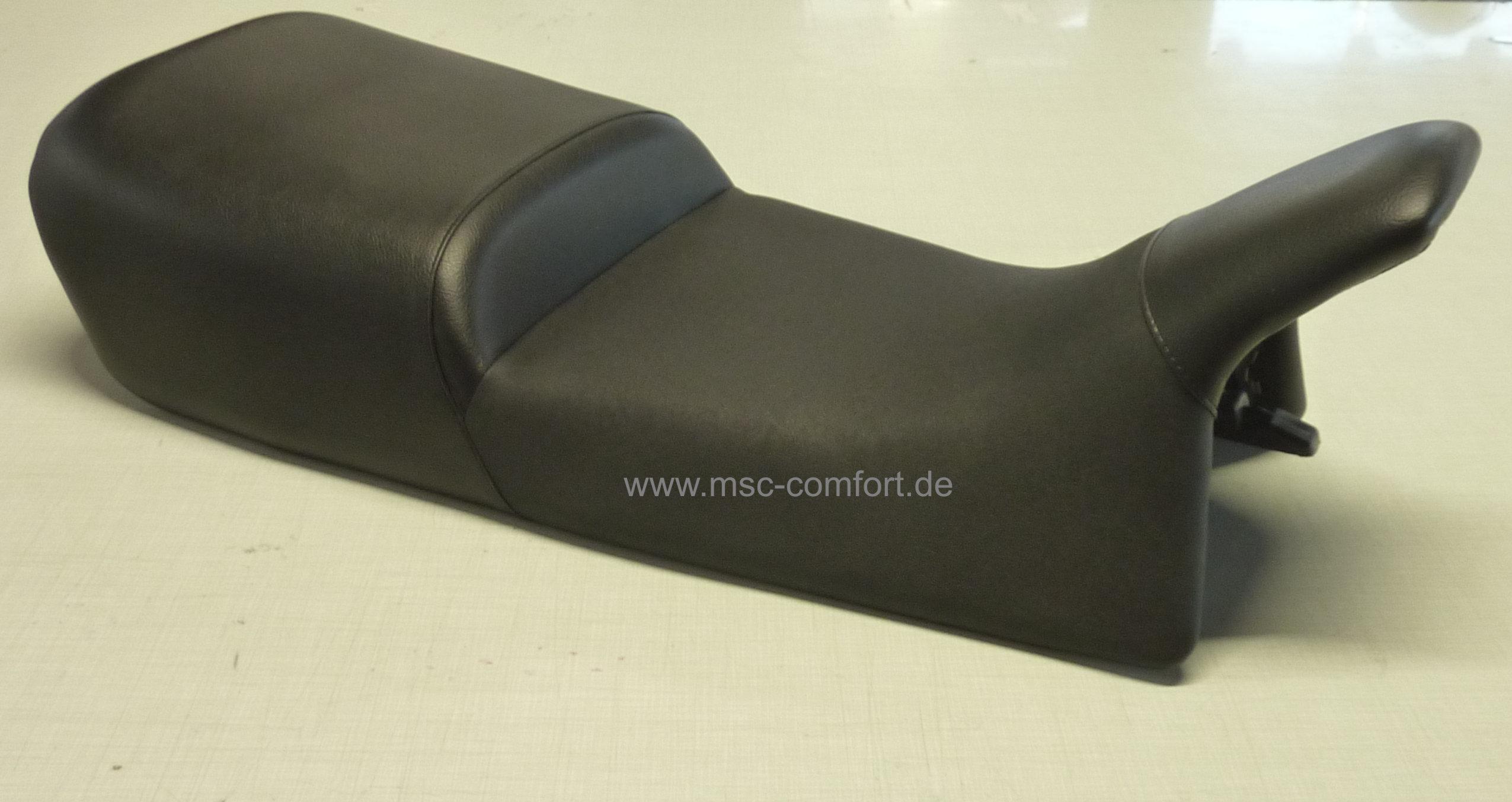 BMW R100GS Komfort-Umbau abgepolstert_1