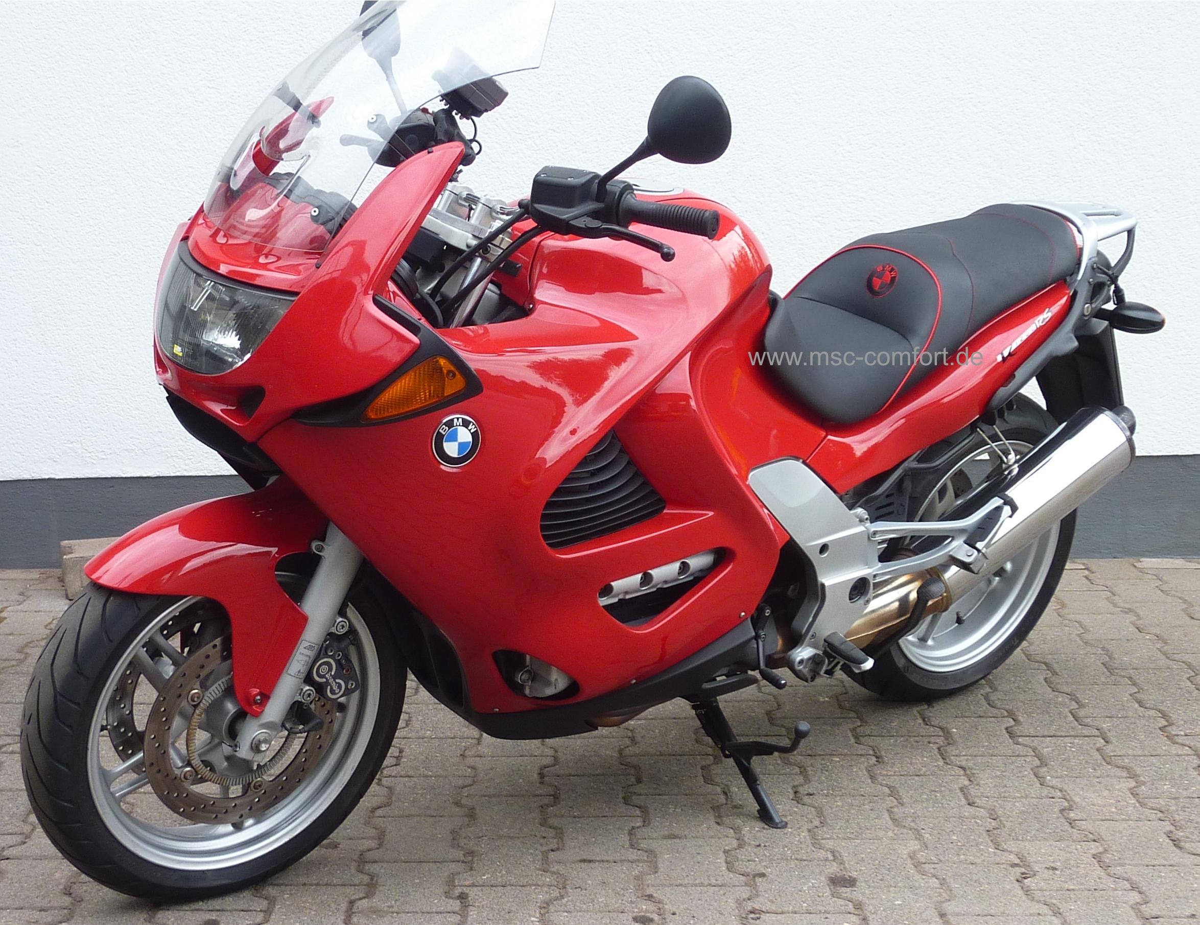 BMW K1200RS Komfortsitzbank 1
