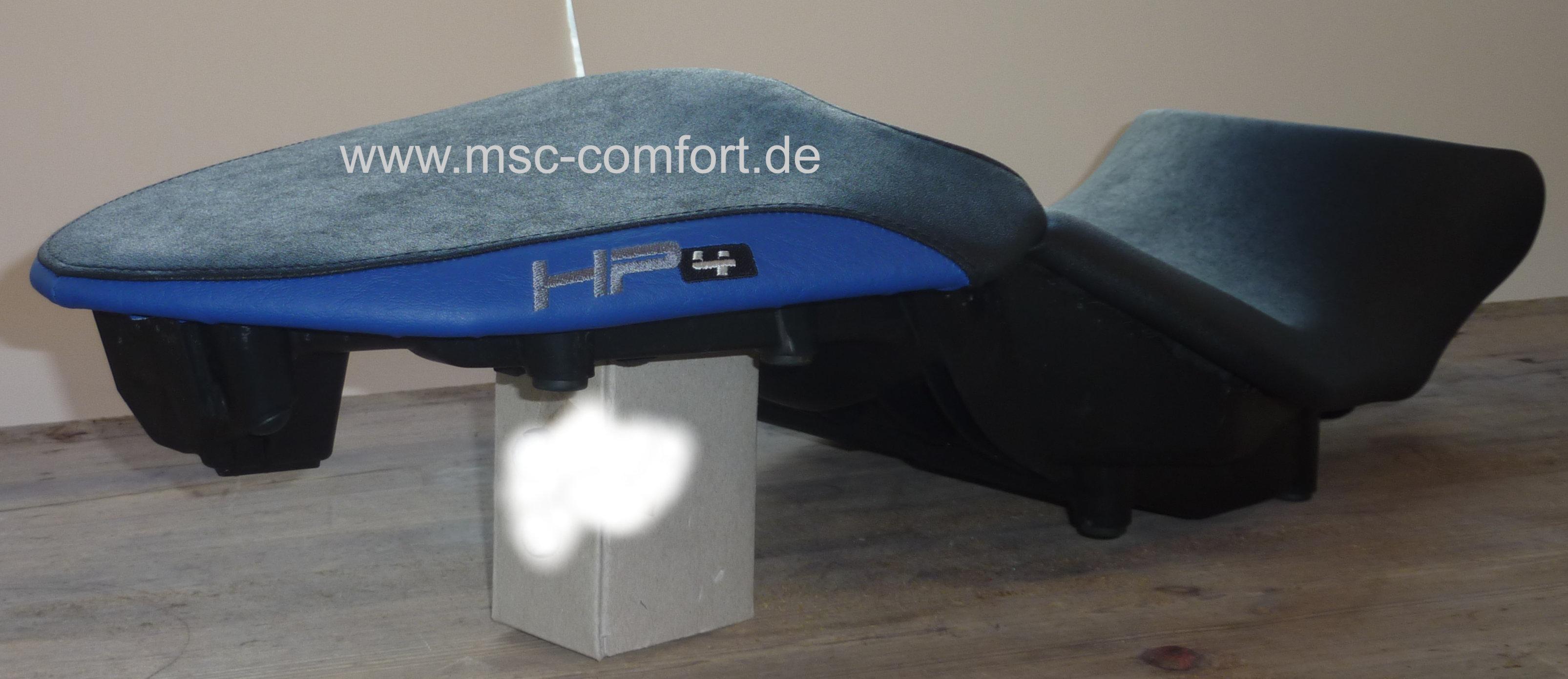 BMW S1000 XR Sitzbank mit Stickerei_4