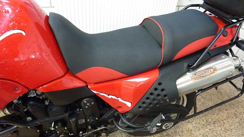 Triumph Sitzbank Tiger 800 Komfort-Umbau_2