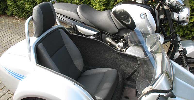 MSC-Com4-S-Sitz im EML S1 Roadster