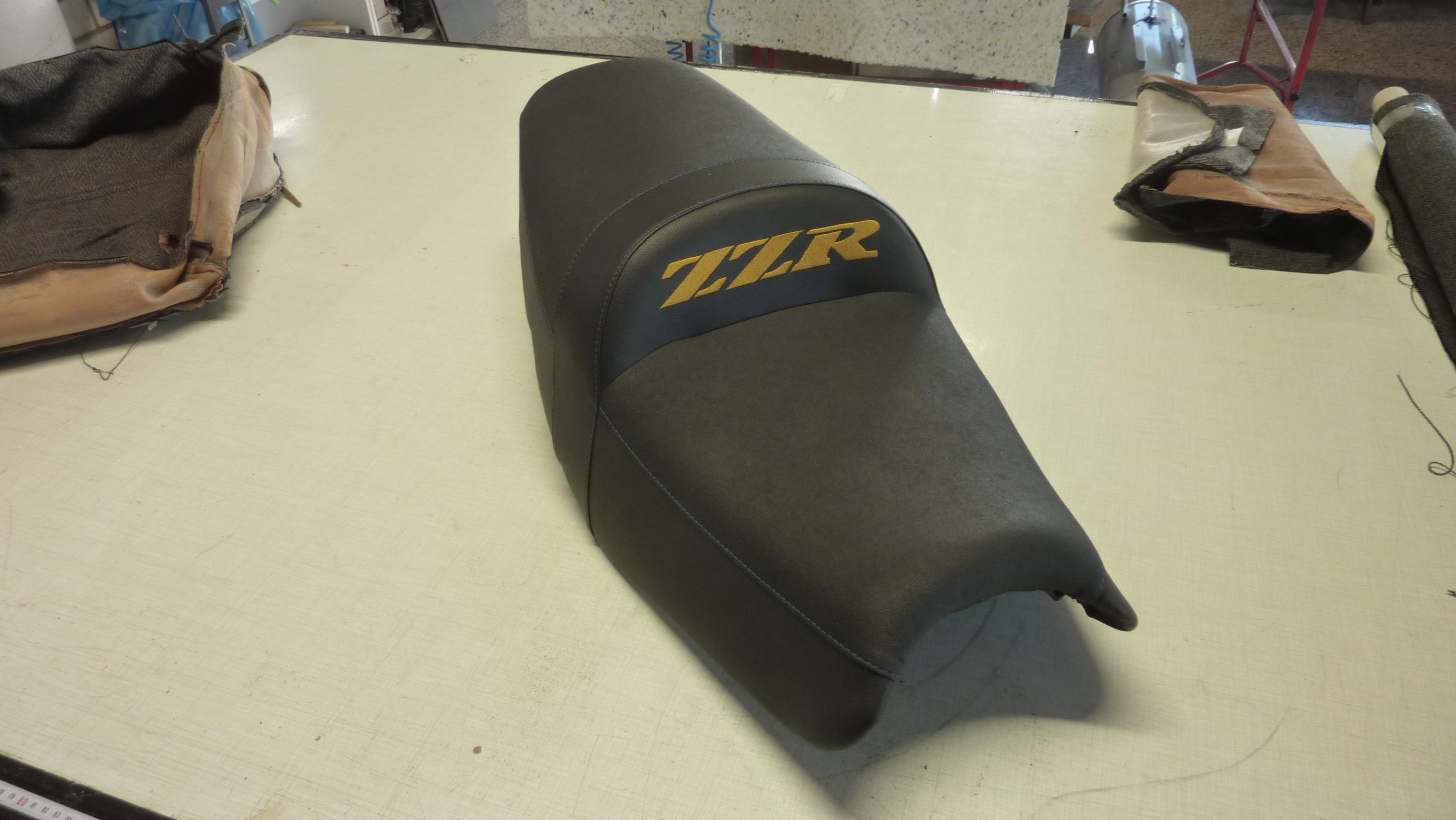 ZZR 900 Komfort-Umbau